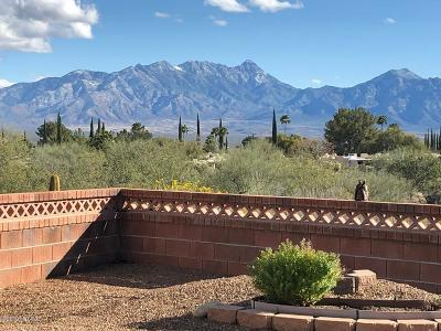 Green Valley Single Family Home Active Contingent: 867 W Belltower Drive
