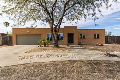 Tucson Single Family Home For Sale: 3502 S Logan Avenue