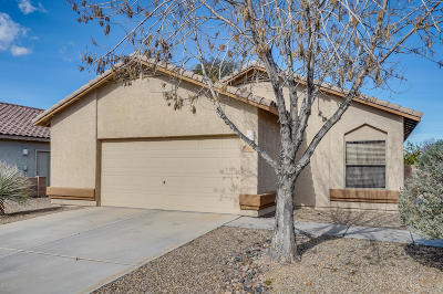 Marana Single Family Home For Sale: 11394 W Farm Village Drive