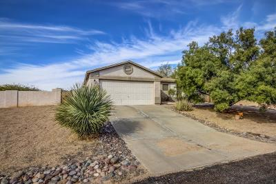 Tucson Single Family Home For Sale: 7222 S Smokey Valley Drive