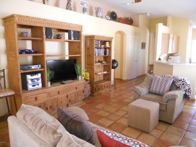 Tucson Single Family Home For Sale: 9210 E Placita Arroyo Seco