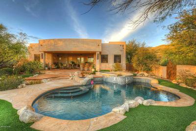 Pima Canyon Estates (1-176) Single Family Home For Sale: 2102 E Quiet Canyon Drive