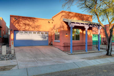 Tucson Single Family Home For Sale: 45 N Rayburn Place