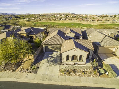 Green Valley Single Family Home For Sale: 1806 W Acacia Bluffs Drive