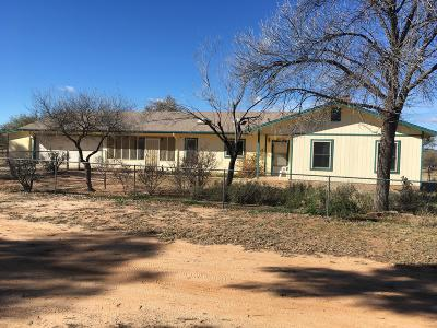 Tucson Single Family Home For Sale: 11320 W Park Road