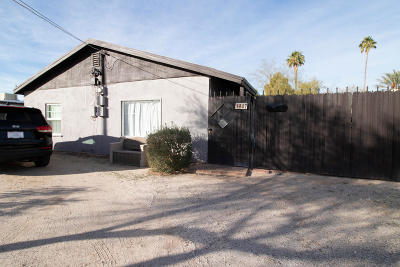 Tucson Single Family Home For Sale: 947 N Dodge Boulevard