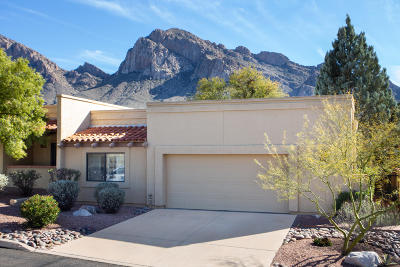 Oro Valley Townhouse Active Contingent: 772 E Camino Diestro