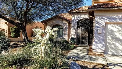 Saddlebrooke Single Family Home For Sale: 38448 S Lake Crest Drive