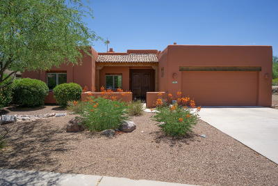 Tubac Single Family Home For Sale: 100 Circulo Vespucci