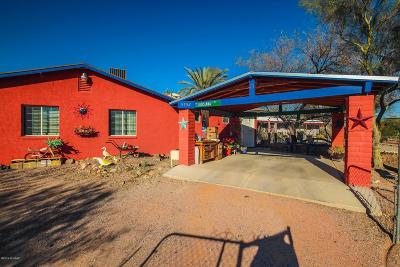 Tucson Single Family Home For Sale: 5552 W Louisiana Street