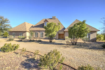 Green Valley Single Family Home For Sale: 3870 W Calle Cinco