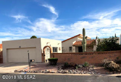 Green Valley  Single Family Home For Sale: 1611 W Agave Lane