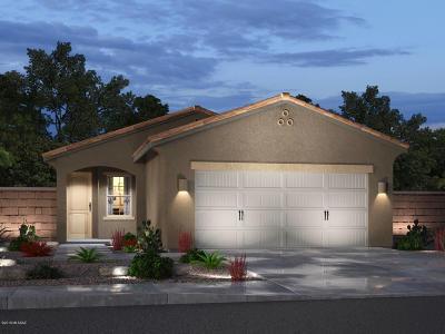 Tucson AZ Single Family Home For Sale: $212,000
