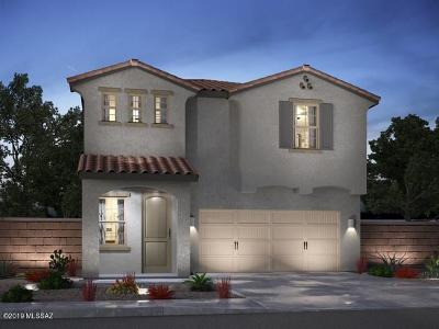 Tucson AZ Single Family Home For Sale: $226,000