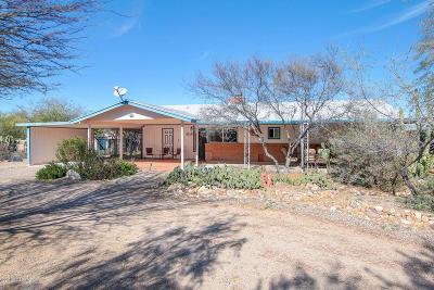 Tucson AZ Single Family Home For Sale: $249,000