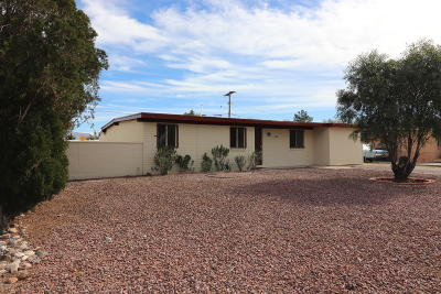 Tucson AZ Single Family Home For Sale: $169,500