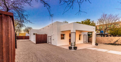 Tucson Single Family Home For Sale: 841 W Franklin Street