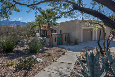 Oro Valley Single Family Home For Sale: 907 W Placita Luna Nueva