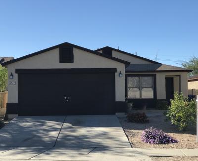 Tucson AZ Single Family Home For Sale: $170,000