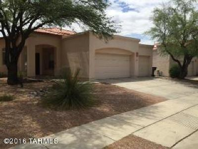 Tucson AZ Single Family Home For Sale: $267,900