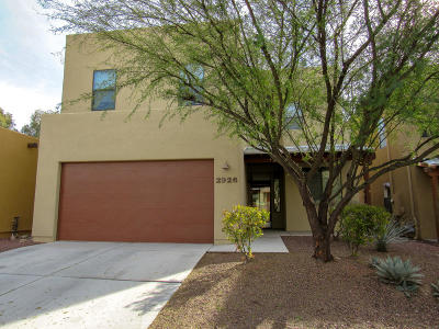 Tucson Townhouse For Sale: 2926 E Canyon Bend Street