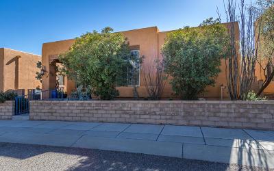 Tucson Single Family Home For Sale: 5249 S Richard Ashley Circle
