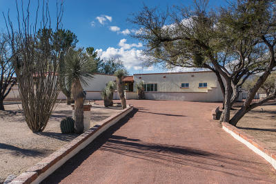 Tubac Single Family Home For Sale: 2364 Camino Esplendido