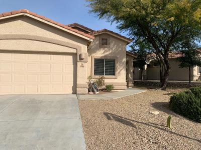Marana Single Family Home For Sale: 5564 W Painted Cliff Drive