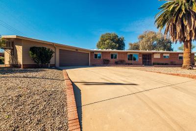 Pima County Single Family Home For Sale: 2301 N Sonoita Avenue