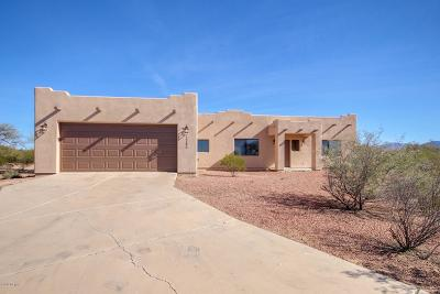 Sahuarita Single Family Home For Sale: 16283 S Petrified Forest Drive