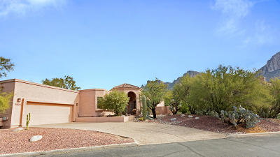 Single Family Home For Sale: 10270 N Carristo Drive