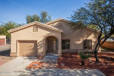 Tucson Single Family Home For Sale: 2908 N Geronimo Avenue