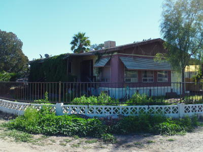 Pima County Manufactured Home For Sale: 4430 N Hansa Drive