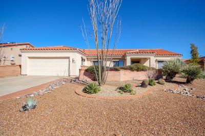 Green Valley  Single Family Home For Sale: 1998 W Via Nuevo Leon