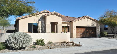 Marana Single Family Home Active Contingent: 12645 N Fallen Shadows Drive