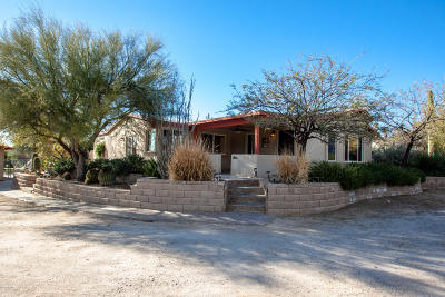 Oro Valley Single Family Home Active Contingent: 10141 N Rancho Sonora Drive