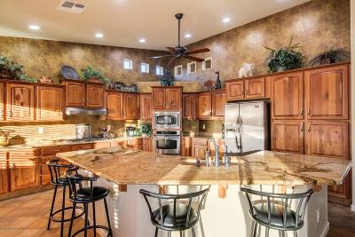 Saddlebrooke Single Family Home For Sale: 39450 S Sand Crest Drive