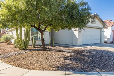 Tucson Single Family Home For Sale: 7919 W Mural Hill Drive