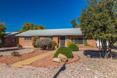 Tucson Single Family Home For Sale: 3025 E 4th Street