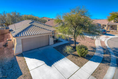 Sahuarita Single Family Home Active Contingent: 115 W Calle Sauco