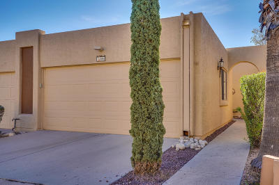 Tucson Townhouse Active Contingent: 605 W Rushwood Drive