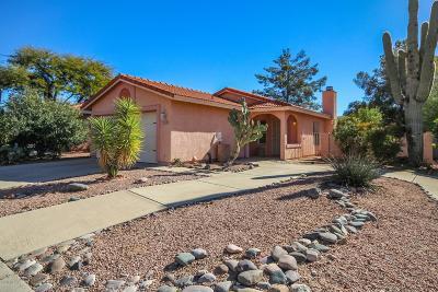 Tucson Single Family Home For Sale: 5049 W Kingbird Street