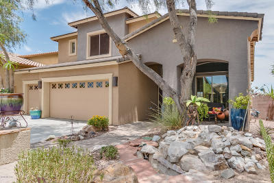 Tucson Single Family Home For Sale: 7090 W Glowing Star Drive
