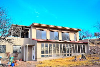 Sonoita Single Family Home For Sale: 71 Hog Canyon Road