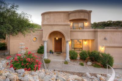 Alta Vista Estates (1-124) Single Family Home Active Contingent: 6360 N Placita Alta Reposa