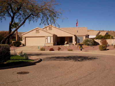 Green Valley  Single Family Home For Sale: 1891 N Via Carrizal
