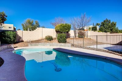 Oro Valley Single Family Home Active Contingent: 11693 N Mineral Park Way