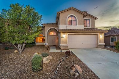 Single Family Home Active Contingent: 2210 E Bedrock Lane