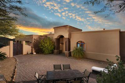 Tucson Single Family Home For Sale: 4155 N Broken Springs Trail