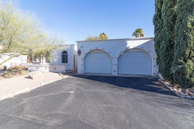 Tucson Townhouse For Sale: 5812 N Camino Esplendora